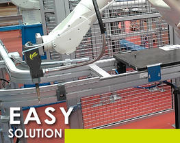 Easy thick robotic solution